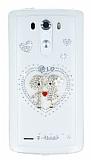 LG G3 Ta�l� Love �effaf Silikon K�l�f