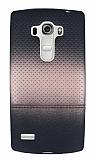 LG G4 Beat Rose Gold Noktalı Ultra İnce Silikon Kılıf