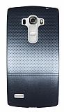 LG G4 Beat Silver Noktalı Ultra İnce Silikon Kılıf
