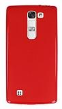 LG G4c Kırmızı Silikon Kılıf