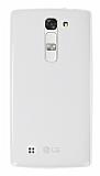 LG G4c Şeffaf Silikon Kılıf