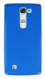 LG G4c Mavi Silikon Kılıf
