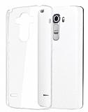 LG G4 Stylus Şeffaf Kristal Kılıf