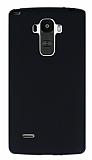 LG G4 Stylus Siyah Silikon K�l�f