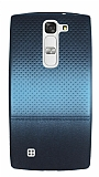 LG G4c Mavi Noktalı Ultra İnce Silikon Kılıf