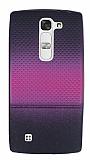 LG G4c Pembe Noktalı Ultra İnce Silikon Kılıf
