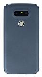 LG G5 Tam Kenar Koruma Füme Rubber Kılıf