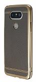 LG G5 Specked Gold Silikon Kılıf