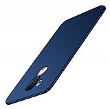 LG G7 ThinQ Mat Lacivert Silikon Kılıf