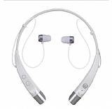 LG HBS-500 Bluetooth Stereo Beyaz Kulaklık