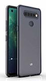 LG K51S Ultra İnce Şeffaf Silikon Kılıf