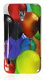 LG Optimus L7 2 Balon Desenli Silikon K�l�f