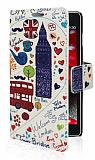 LG Optimus L7 2 Big Ben Standl� C�zdanl� Deri K�l�f