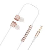 LG QuadBeat 3 Rose Gold Mikrofonlu Kulaki�i Kulakl�k