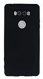 LG V20 Mat Siyah Silikon Kılıf