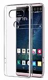 LG V20 Şeffaf Kristal Kılıf