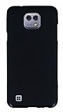 LG X cam Siyah Silikon Kılıf