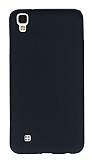 LG X power Mat Siyah Silikon Kılıf