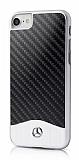 Mercedes-Benz iPhone 7 Karbon Siyah Rubber Kılıf