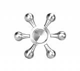 Metal Drop Silver Stres Çarkı