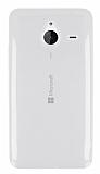 Microsoft Lumia 640 XL �effaf Silikon K�l�f