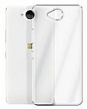 Microsoft Lumia 650 Şeffaf Kristal Kılıf
