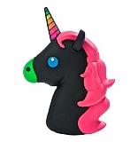 Mili Unicorn 2600 mAh Powerbank Siyah Yedek Batarya