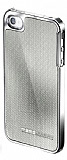 Momo Design iPhone 5 / 5S Karbon Gri Rubber K�l�f