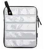 Mono Loop Sleeve Beyaz Laptop ve Tablet Çantası