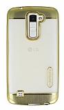 Motomo Gel LG K10 Gold Silikon K�l�f