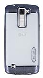 Motomo Gel LG K8 Dark Silver Silikon Kılıf