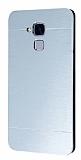 Motomo Huawei GT3 Metal Silver Rubber Kılıf