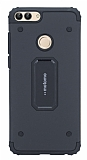 Motomo Huawei P Smart Ultra Koruma Siyah Kılıf
