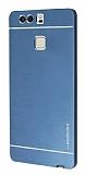 Motomo Huawei P9 Metal F�me Rubber K�l�f