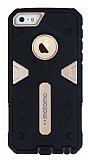 Motomo iPhone 5 / 5S Ultra Koruma Gold K�l�f