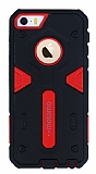Motomo iPhone 5 / 5S Ultra Koruma K�rm�z� K�l�f