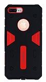 Motomo iPhone 7 Plus Ultra Koruma Kırmızı Kılıf