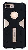 Motomo iPhone 7 Plus Ultra Koruma Gold Kılıf
