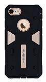 Motomo iPhone 7 Ultra Koruma Gold Kılıf