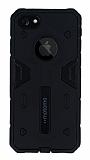Motomo iPhone 7 Ultra Koruma Siyah Kılıf
