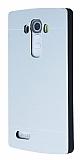 Motomo LG G4 Metal Silver Rubber Kılıf