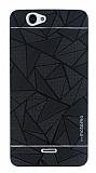 Motomo Prizma Casper Via V5 Metal Siyah Rubber Kılıf