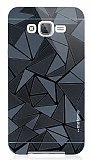 Motomo Prizma Samsung Galaxy J7 / Galaxy J7 Core Metal Siyah Rubber Kılıf