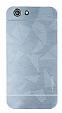 Motomo Prizma Turkcell T70 Prizma Metal Silver Rubber Kılıf