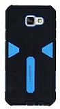 Motomo Samsung Galaxy A5 2016 Ultra Koruma Mavi Kılıf