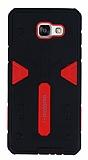 Motomo Samsung Galaxy A7 2016 Ultra Koruma Kırmızı Kılıf