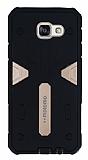 Motomo Samsung Galaxy A7 2016 Ultra Koruma Gold Kılıf