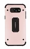 Motomo Samsung Galaxy A7 2017 Ultra Koruma Rose Gold Kılıf