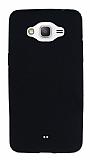 Motomo Samsung Galaxy Grand Prime / Prime Plus Siyah Silikon Kılıf
