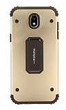 Motomo Samsung Galaxy J5 Pro 2017 Ultra Koruma Gold Kılıf
